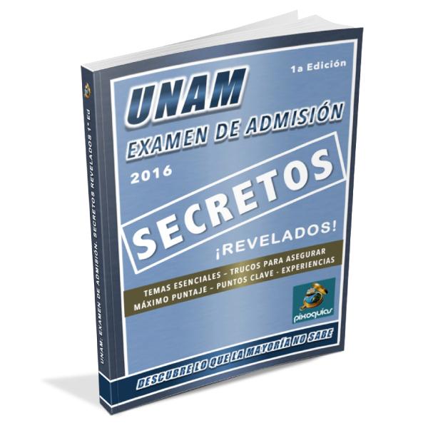 Guia-UNAM-Examen-de-Admisión-2016