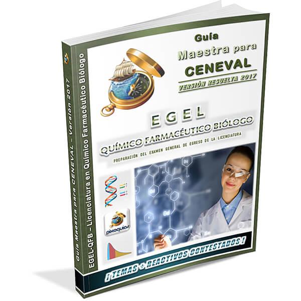 guia-ceneval-egel-qfb-quimico-farmaceutico-biologo-ciencias-farmaceuticas-2017-pixoguias
