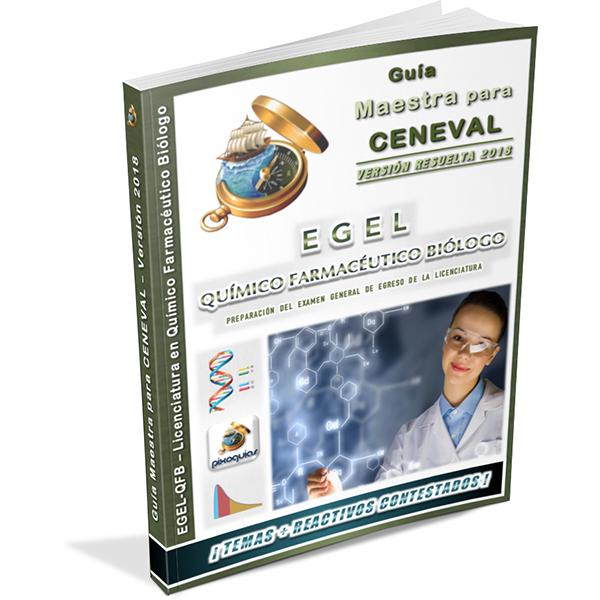 guia-ceneval-egel-qfb-quimico-farmaceutico-biologo-ciencias-farmaceuticas-2018-pixoguias