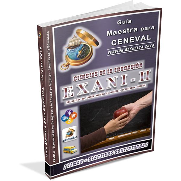 guia-ceneval-exani-ii-2-ciencias-de-la-educacion-2018-ingreso-licenciatura-universidad-pixoguias