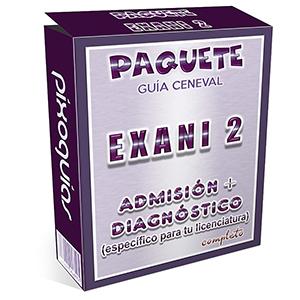 guia-ceneval-guia-exani-ii-paquete-admision-diagnostico