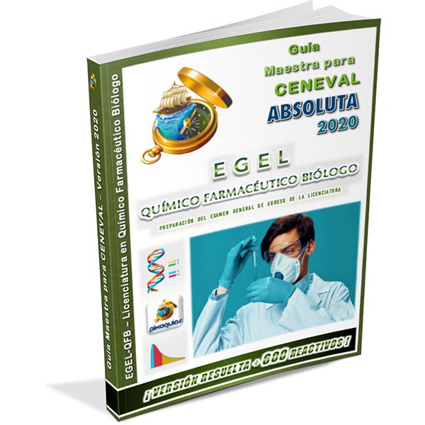 guia-ceneval-egel-qfb-quimico-farmaceutico-biologo-ciencias-farmaceuticas-absoluta-2020-pixoguias